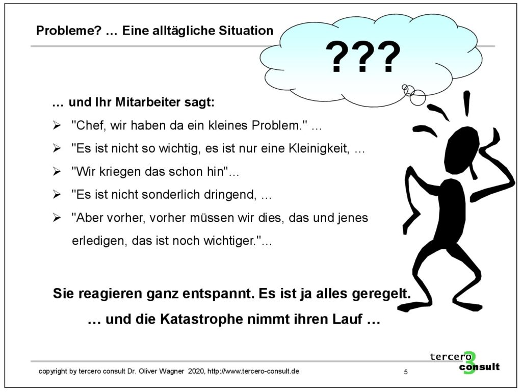 Krisenmanagement Risikomanagement
